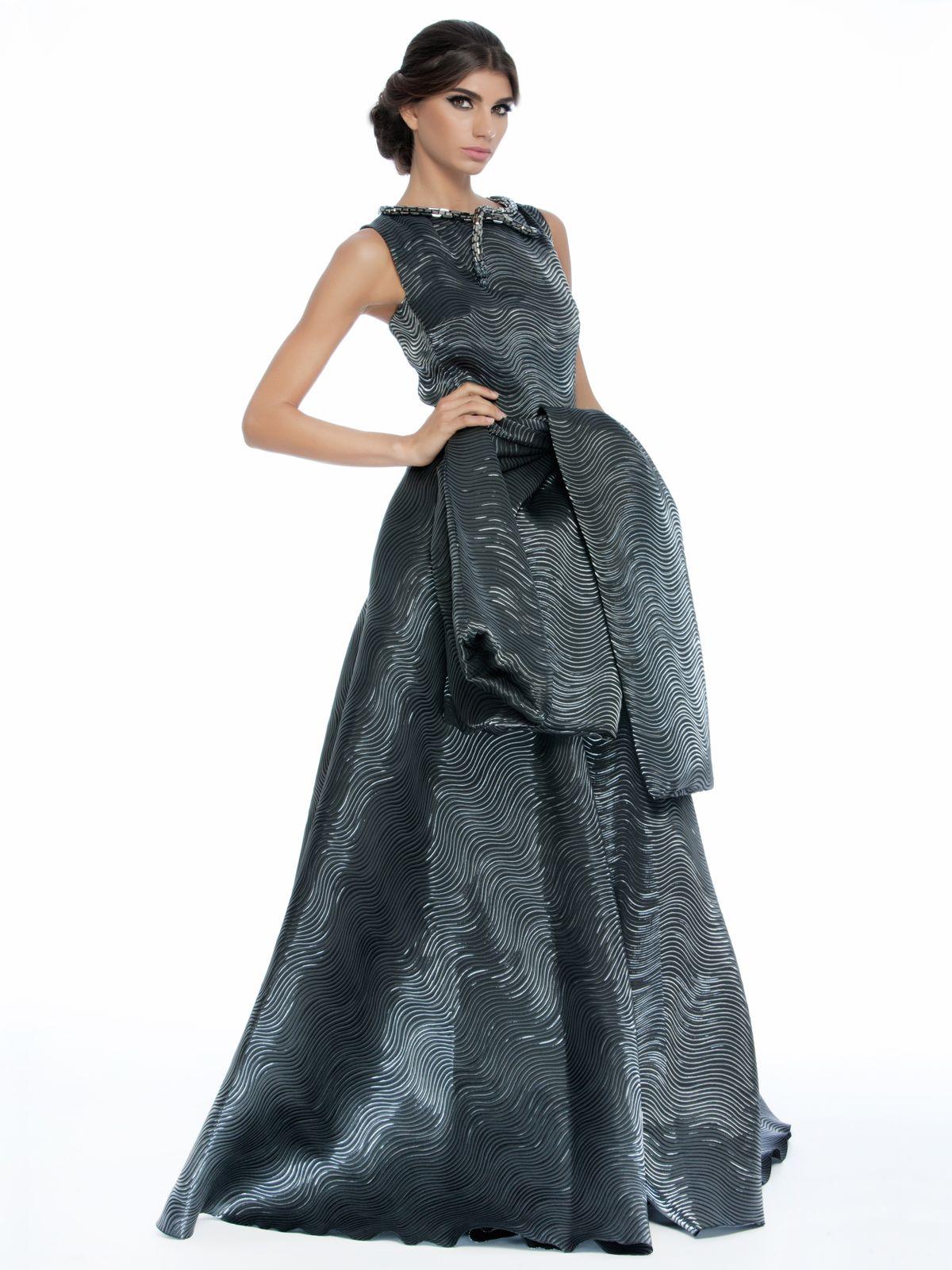ISABEL SANCHIS ROVIGIO MODEL DRESS