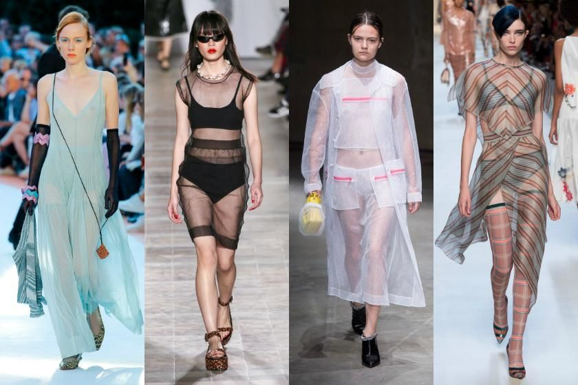 8 Spring/Summer 2018 Fashion Trends and How to Wear Them ...