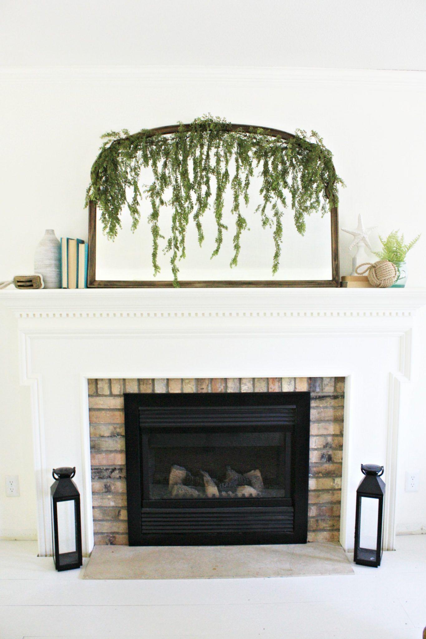 My Coastal Farmhouse Living Room Summer 2019 One Thousand Oaks