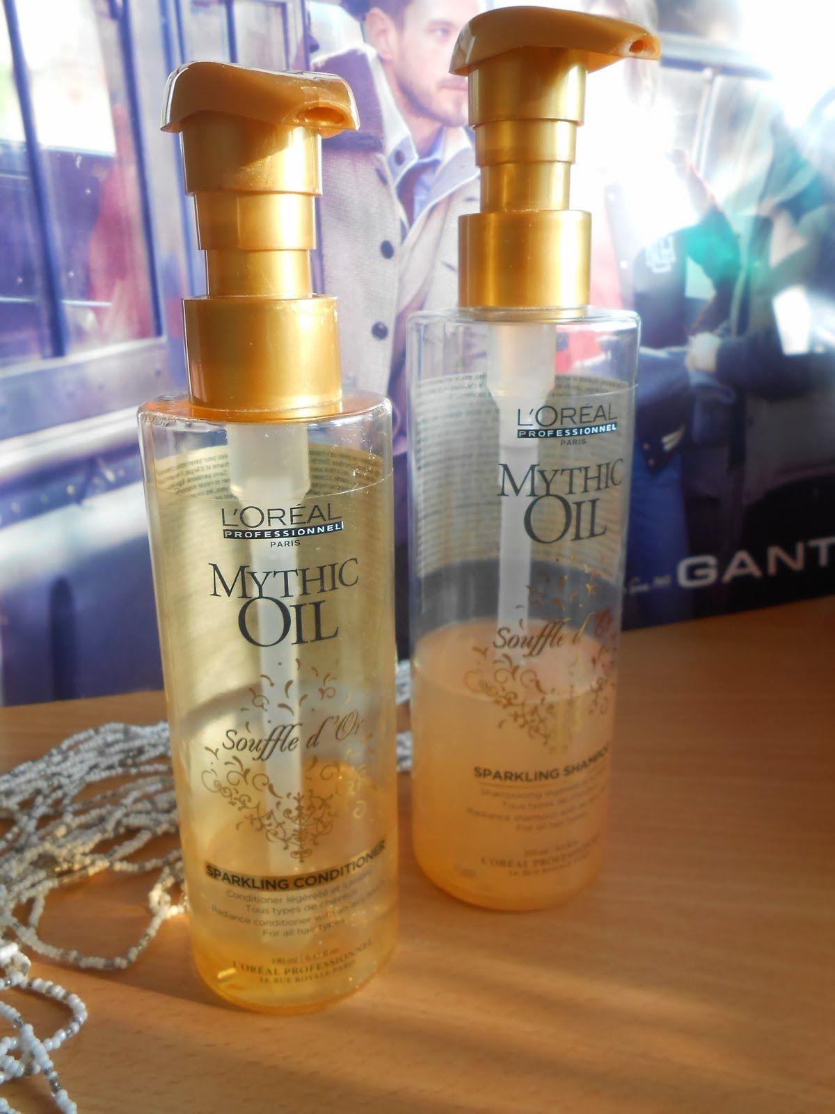 L ´ORÉAL Professionnel Mythic Oil LADYBOX November (With