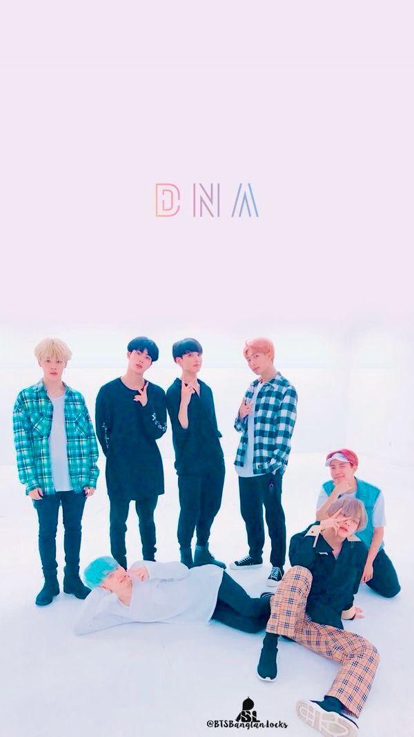 I Love Their New Album Bts Dna Kpop Bts Bts Wallpaper Bts Lockscreen Bts Bts dna hd wallpapers