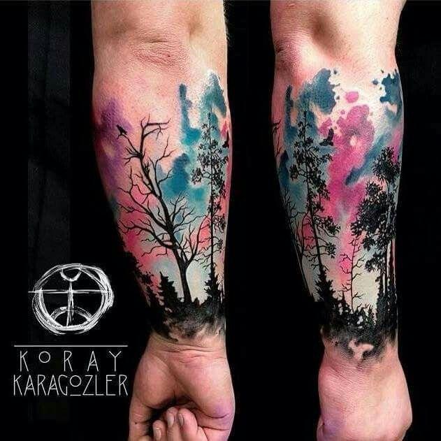 Pin By Kamila Ziemianowicz On Tatuaż Tattoos Forearm