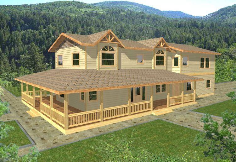 HPM Home Plans Home Plan 0013113 House plans