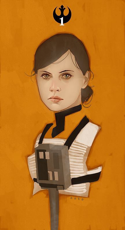Phil Noto - Rogue One