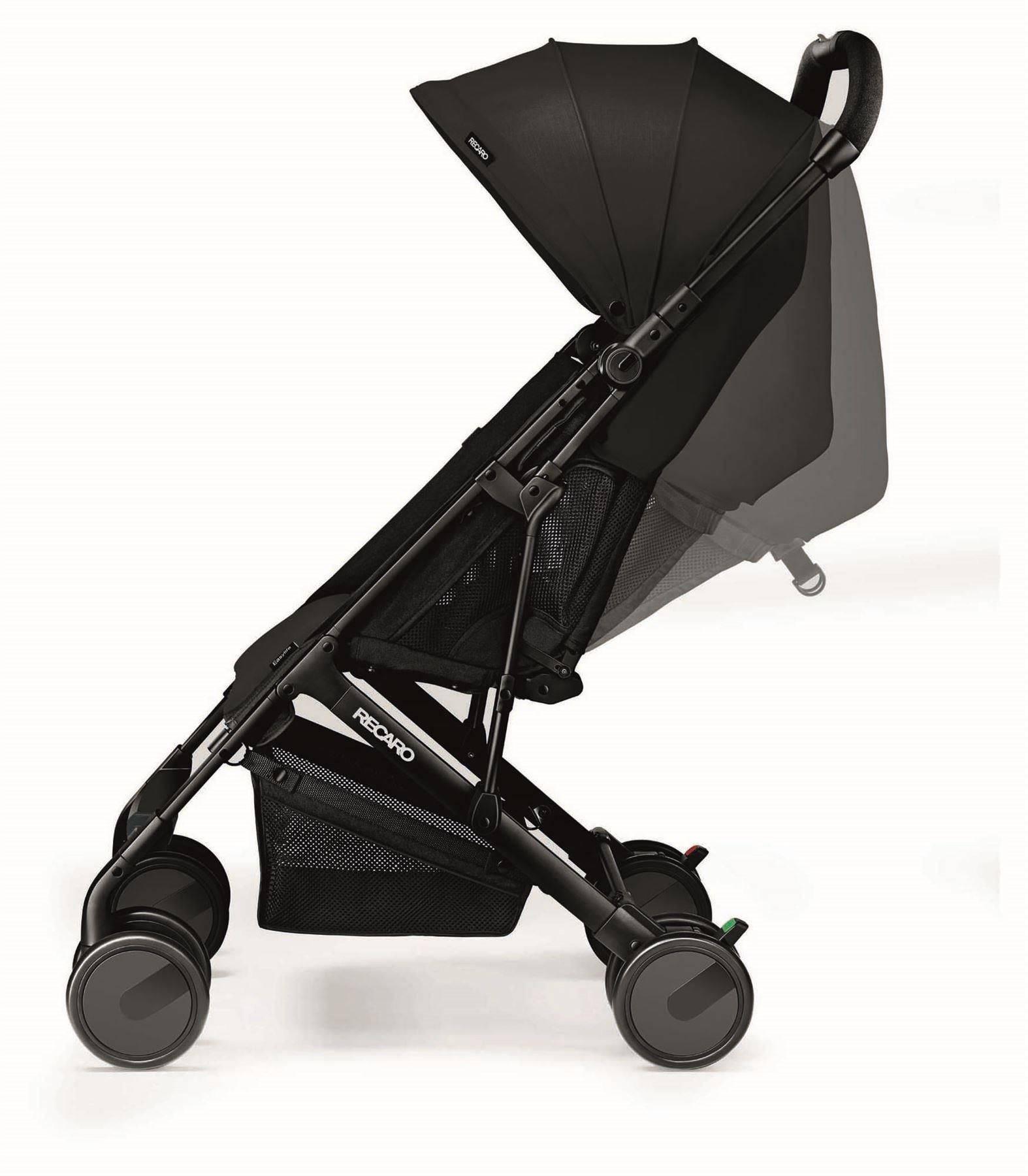 Recaro Easylife Black in 2020 Lightweight pushchair
