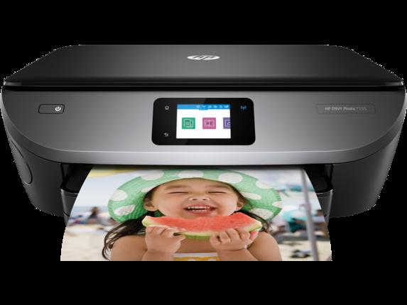Hp Envy Photo 7155 All In One Printer Wireless Printer Hp Printer Printer
