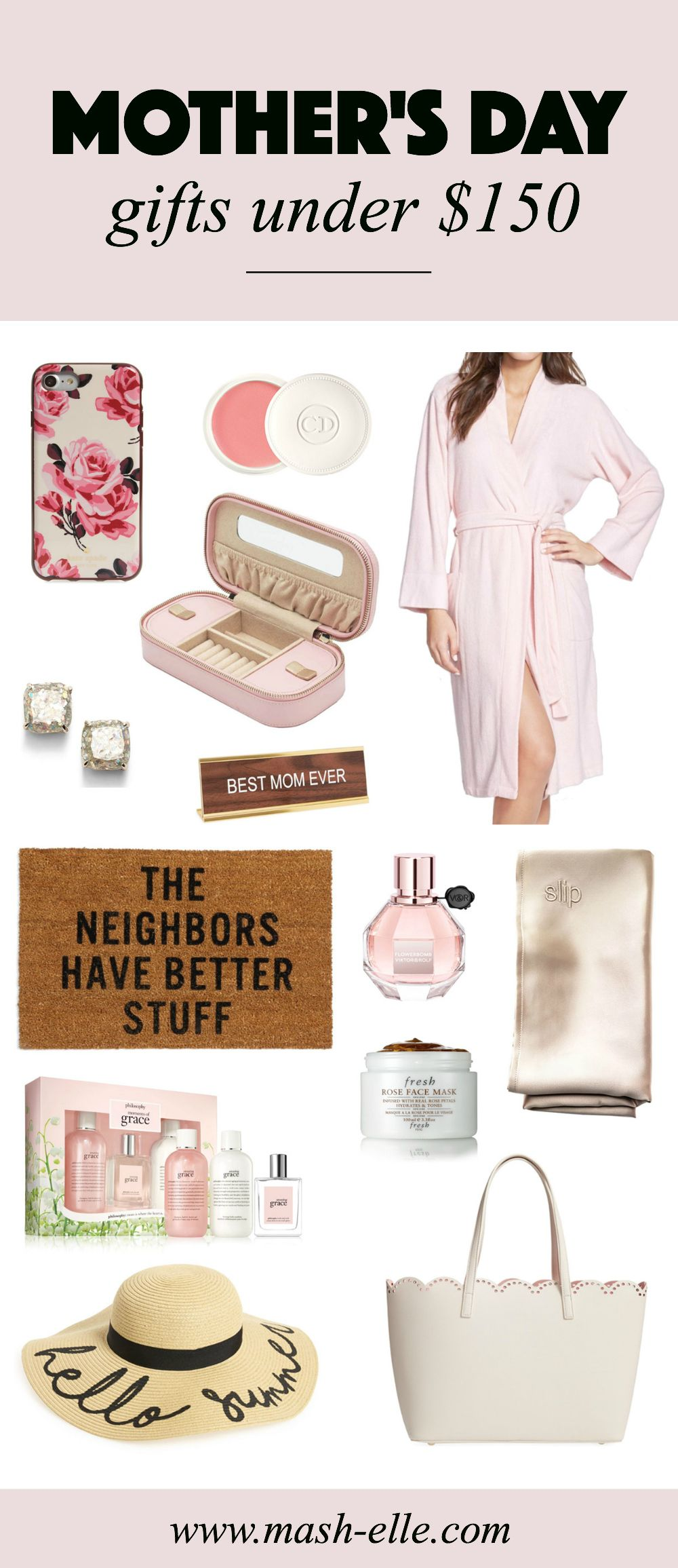 Gifts under 150 for your mom this mothers day with