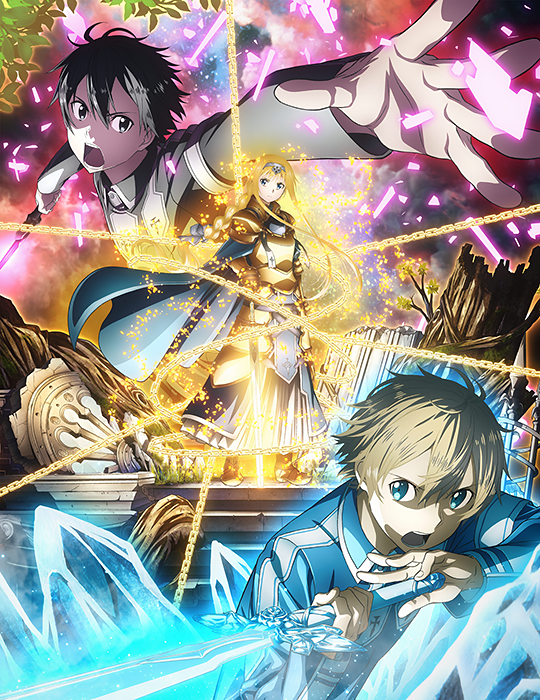 HIATUS https//discord.gg/TDsWa29 — artbooksnat Sword Art