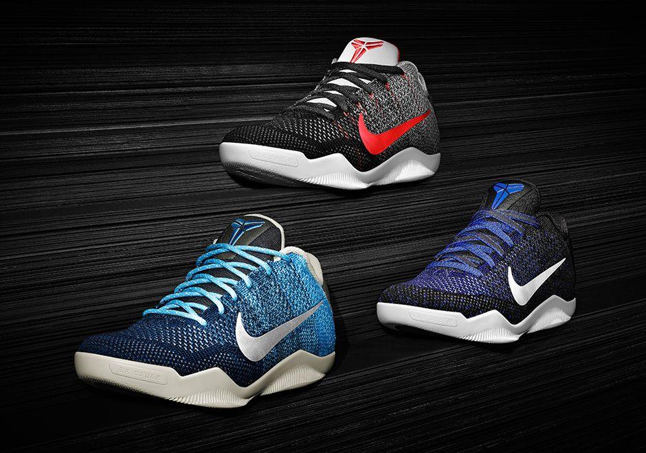 Nike Unveils the Kobe 11 Muse Pack http://SneakersCartel.com #sneakers #shoes #kicks #jordan #lebron #nba #nike #adidas #reebok #airjordan #sneakerhead #fashion #sneakerscartel Check more at http://www.SneakersCartel.com