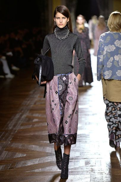 Herbstrend: Wie trägt man jetzt Rollkragen-Pullover - STYLEBOOK.de