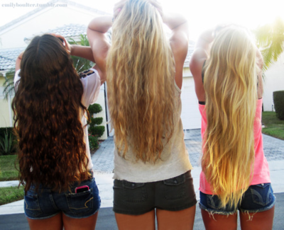 wish my hair was still this long..