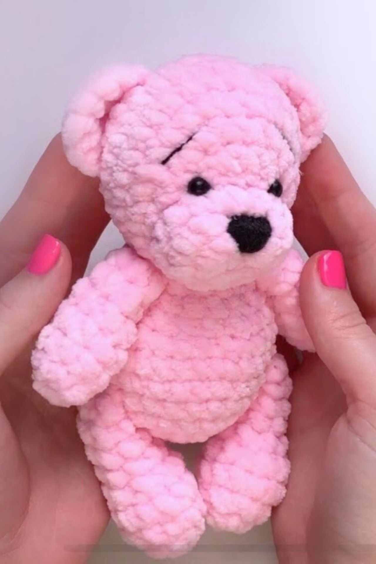FREE crochet bear pattern #crochetbear