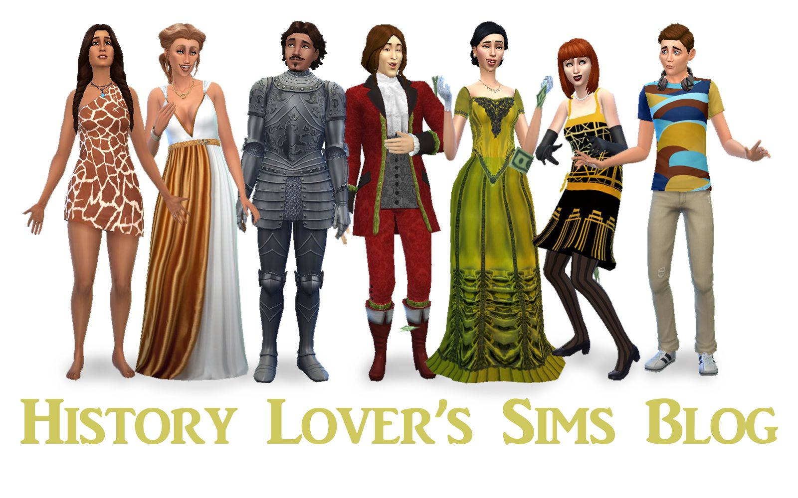 Sims 4 Historical Cc