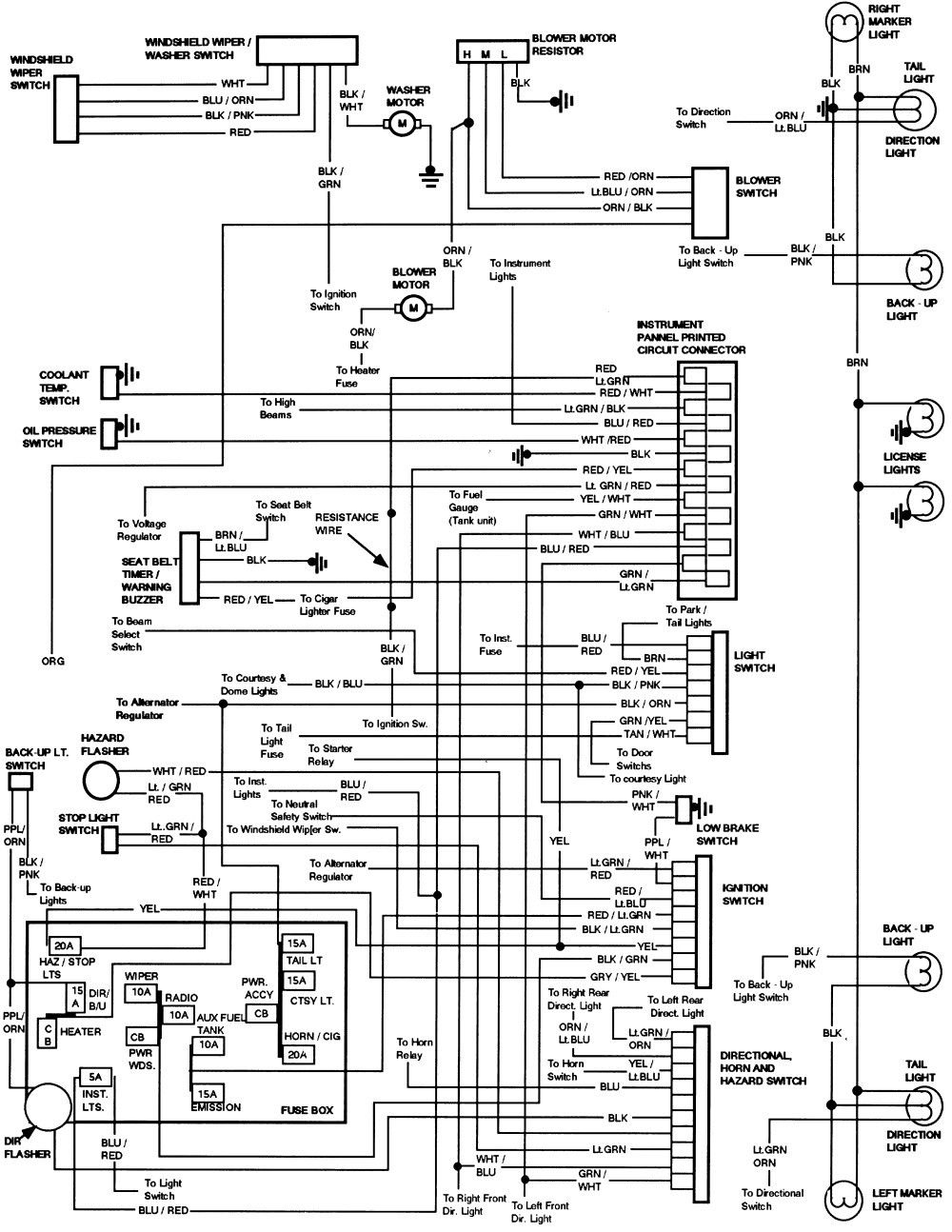 1985 Ford F 150 Solenoid Wiring Diagram