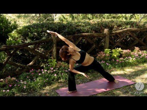 10 min beginner's yoga routine  savor the now  yoga