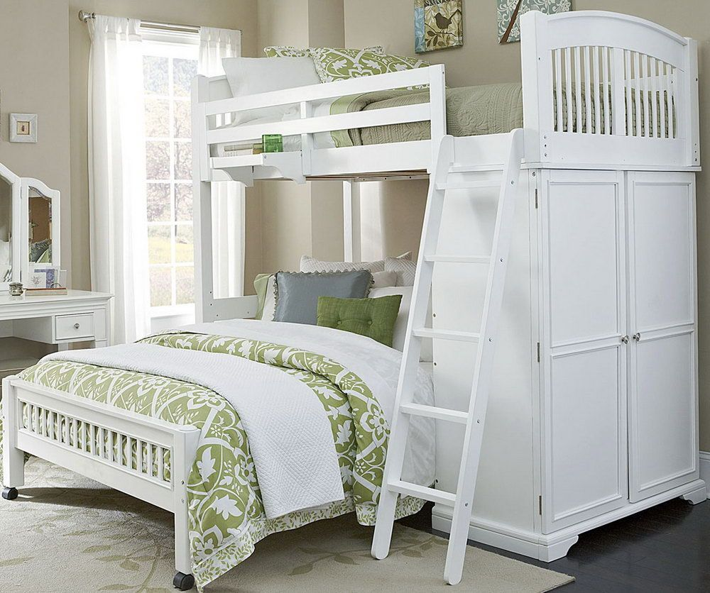 Image result for twin over queen bunk bed