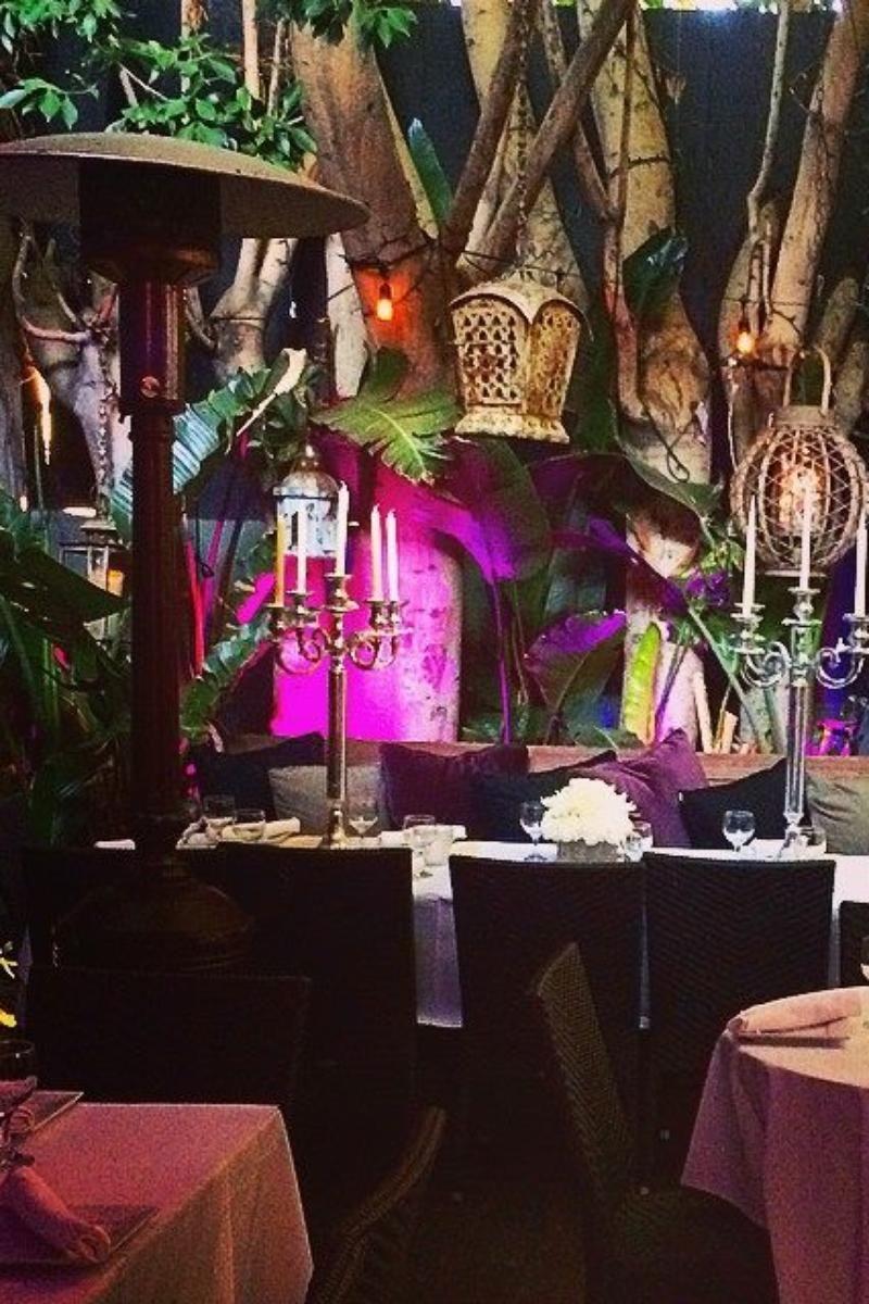 Sur Restaurant And Bar West Hollywood Ca Gala Pinterest