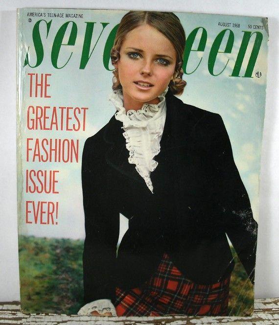 Мagazine Fashion 17 Only Sweet Girls: Vintage Fashion Magazine Covers