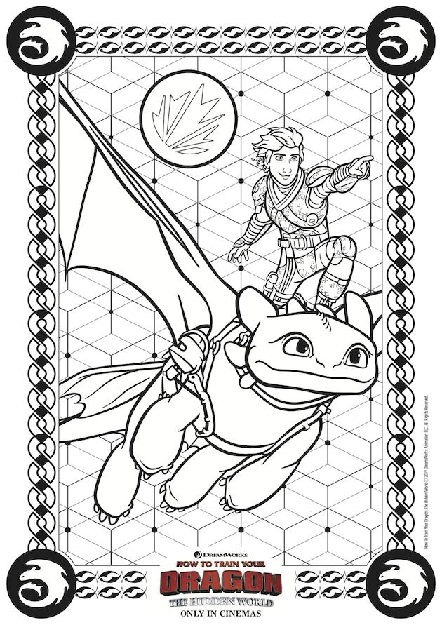 How To Train Your Dragon Printables Dragon Coloring Page, How Train Your  Dragon, Coloring Books