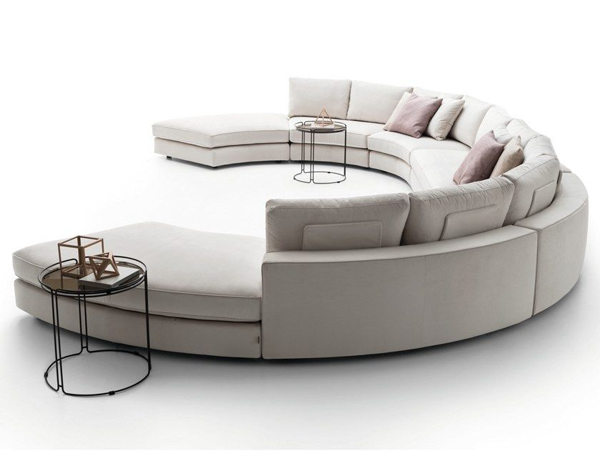 Download The Catalogue And Request Prices Of Loman Curved Sofa