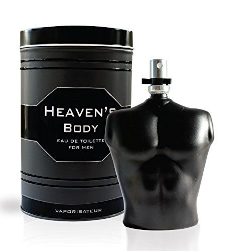 Perfume Francés 100ml Heavens Body para Hombre en Lata de