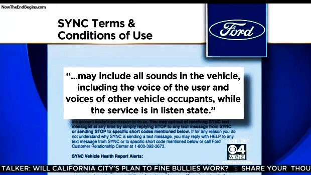 Your Car S Phone System Recording All Sounds In Your Vehicle While