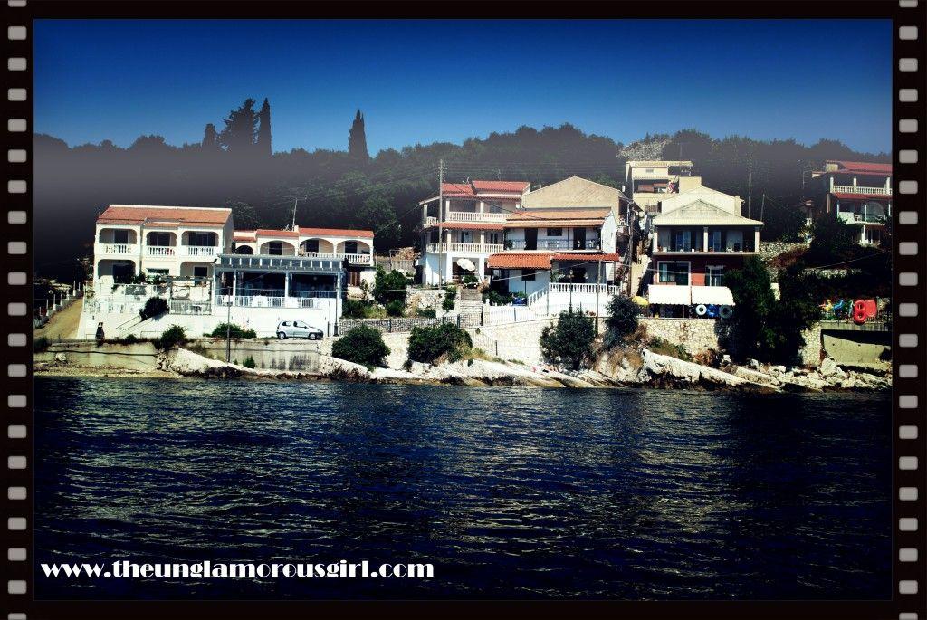 Corfu Boat Trip Girl house, House styles, Boat trips