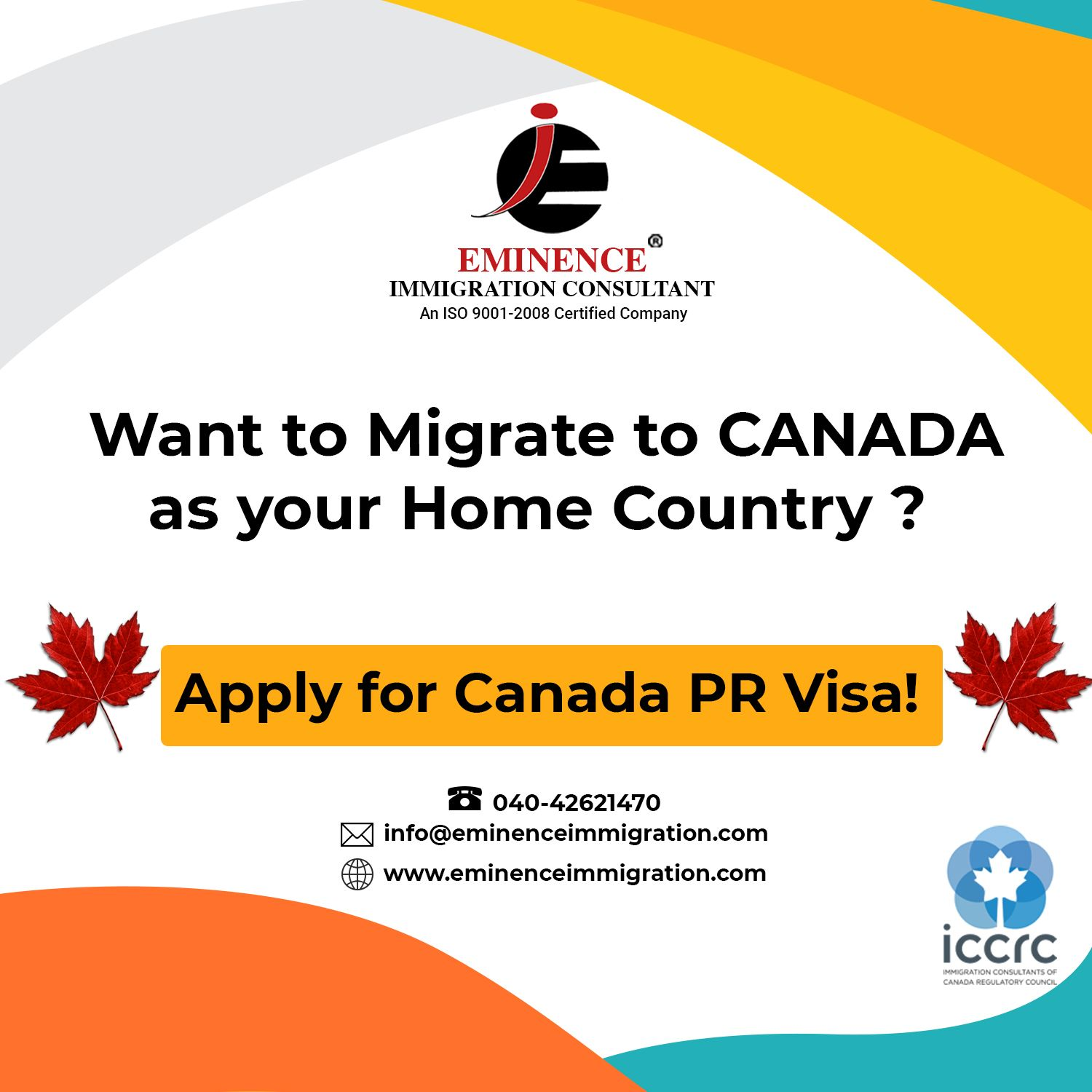 Want to Migrate to CANADA as your Home Country? Get all