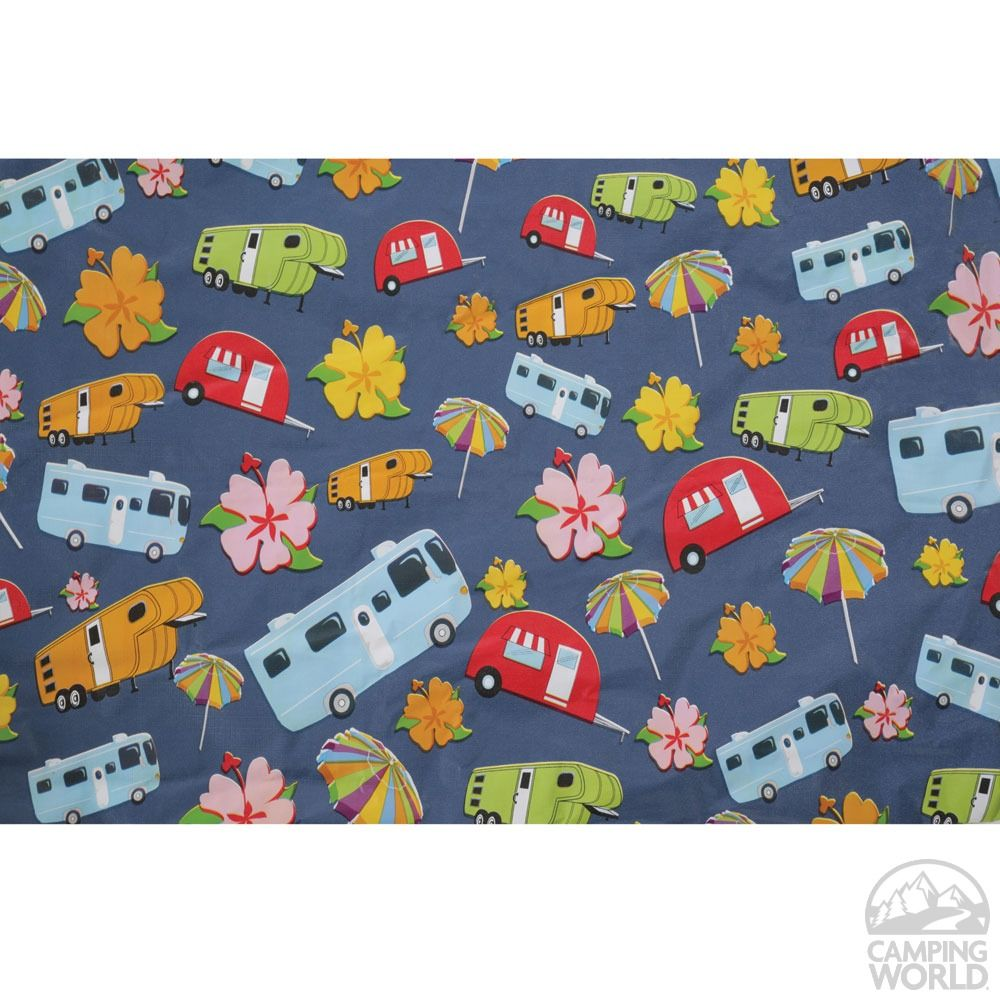 Wonderful RV Fun Tablecloth