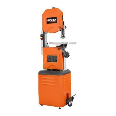 RIDGID 14 in  Bandsaw-R474 - The Home Depot | tools I want