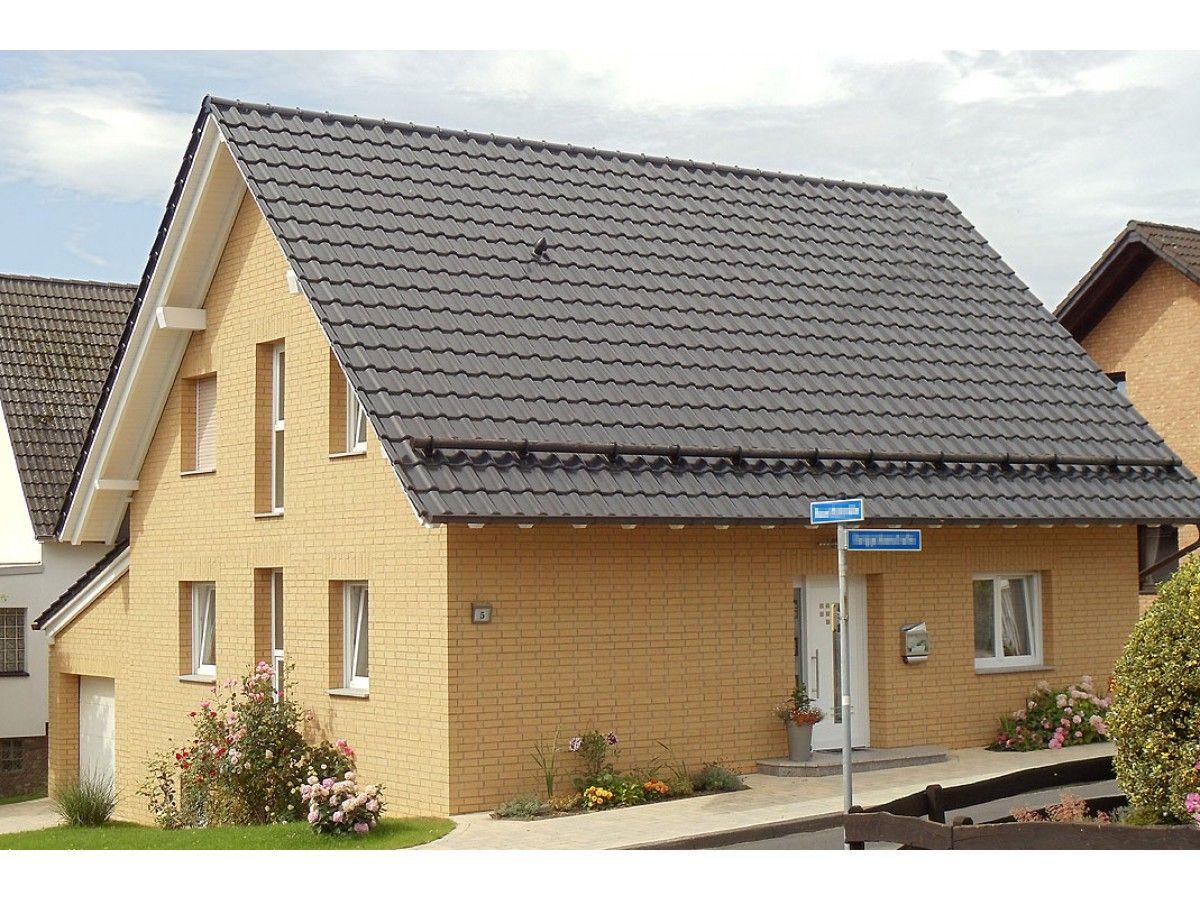 Verblender Keramik Klinker K618 Nf Klinker Fassade Gelb