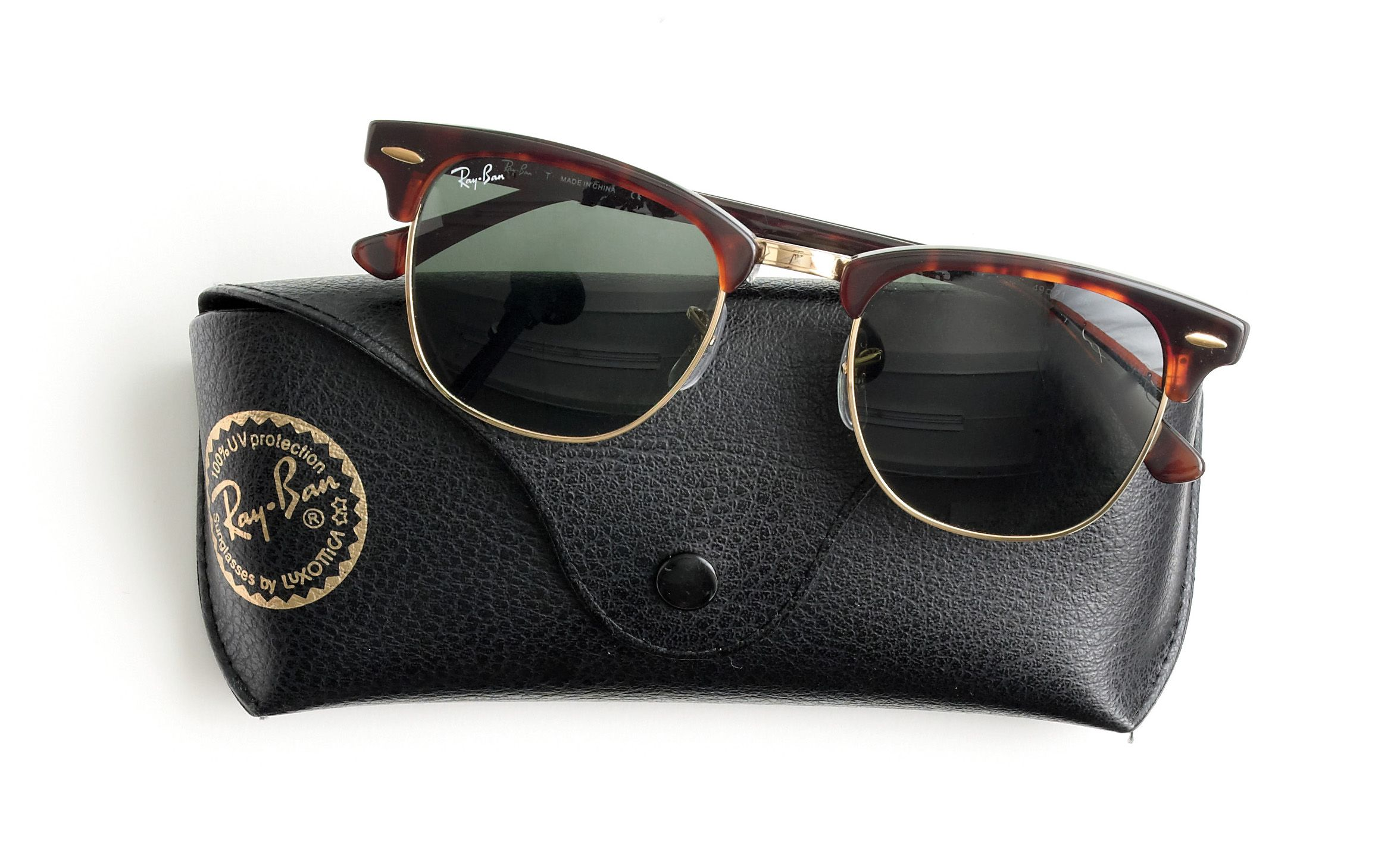 Rayban Clubmasters   Mode