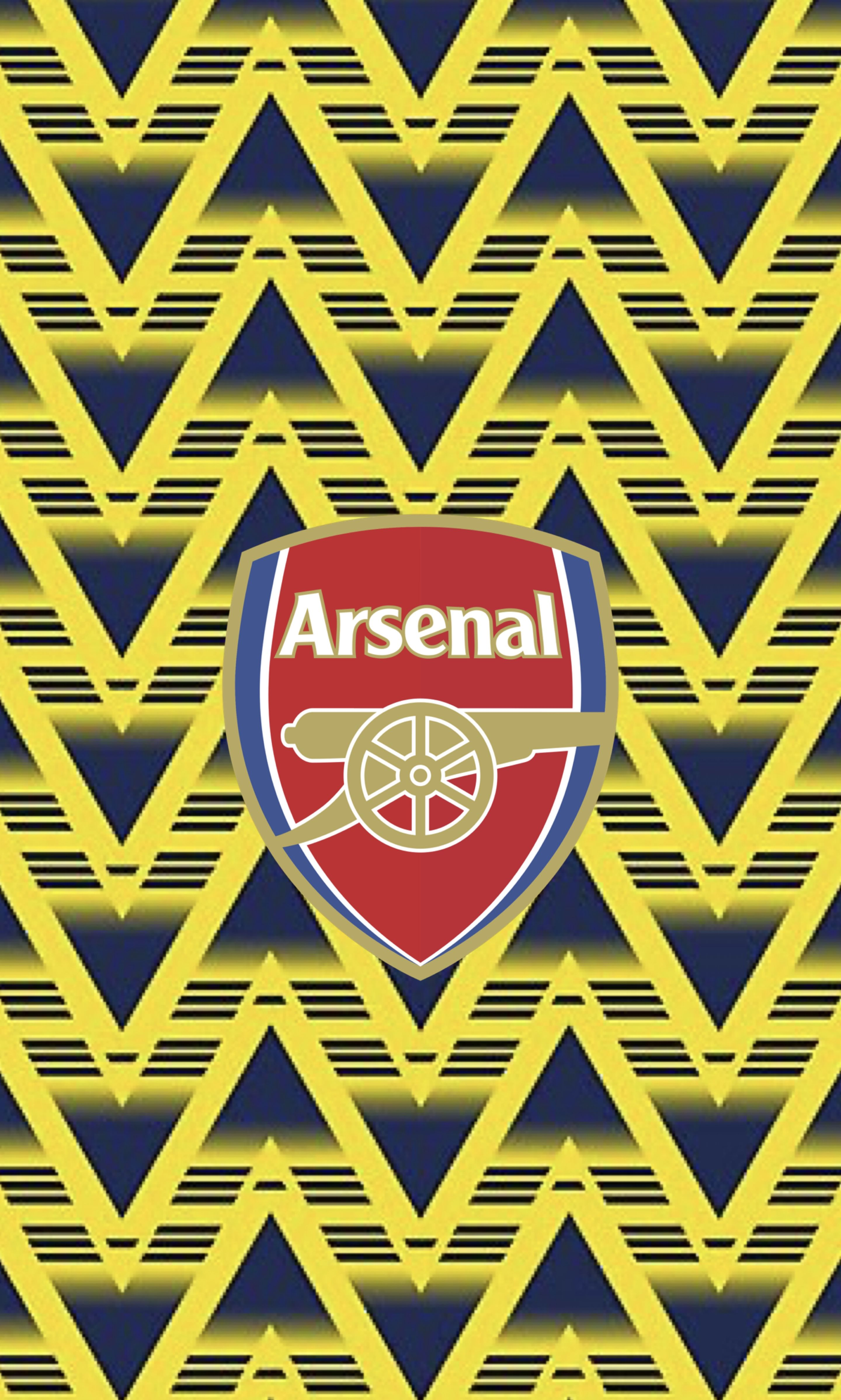 Bruised Banana Retro Arsenal Wallpaper Arsenal Wallpapers Football Lovers Arsenal