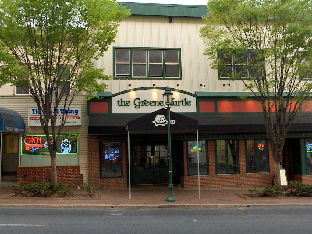 The Greene Turtle in Towson, MD The Best Service, Beer