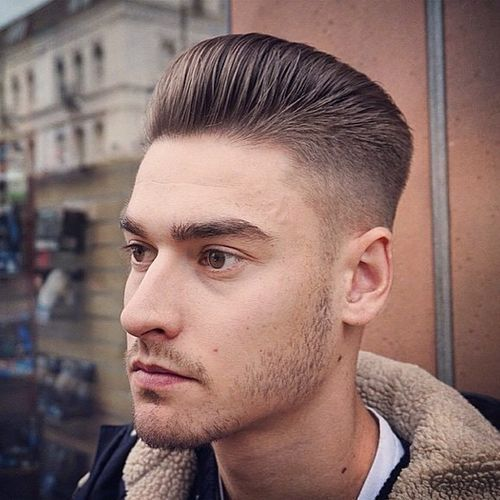 Superior 40 Ritzy Shaved Sides Hairstyles And Haircuts For Men