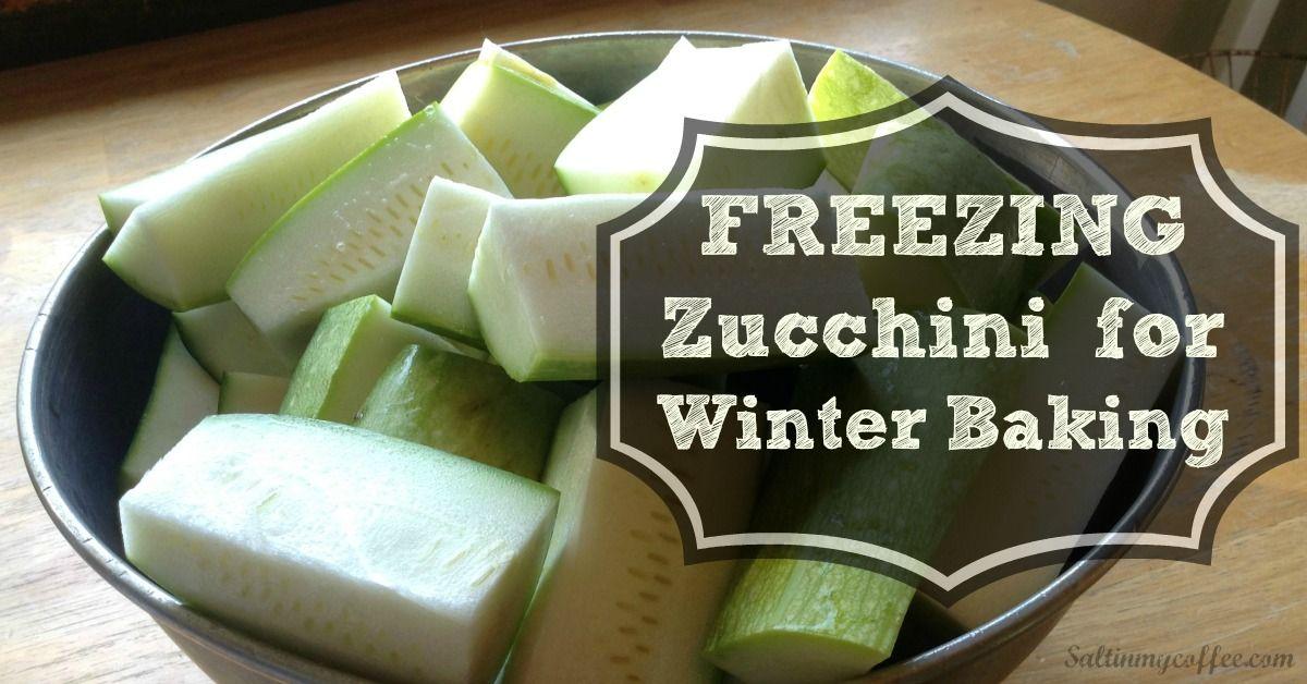 how to freeze shredded zucchini  freezing zucchini