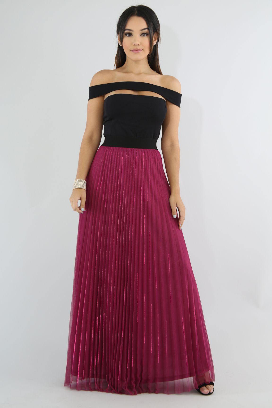 Sun shine pleated skirt long dresses pinterest online clothes
