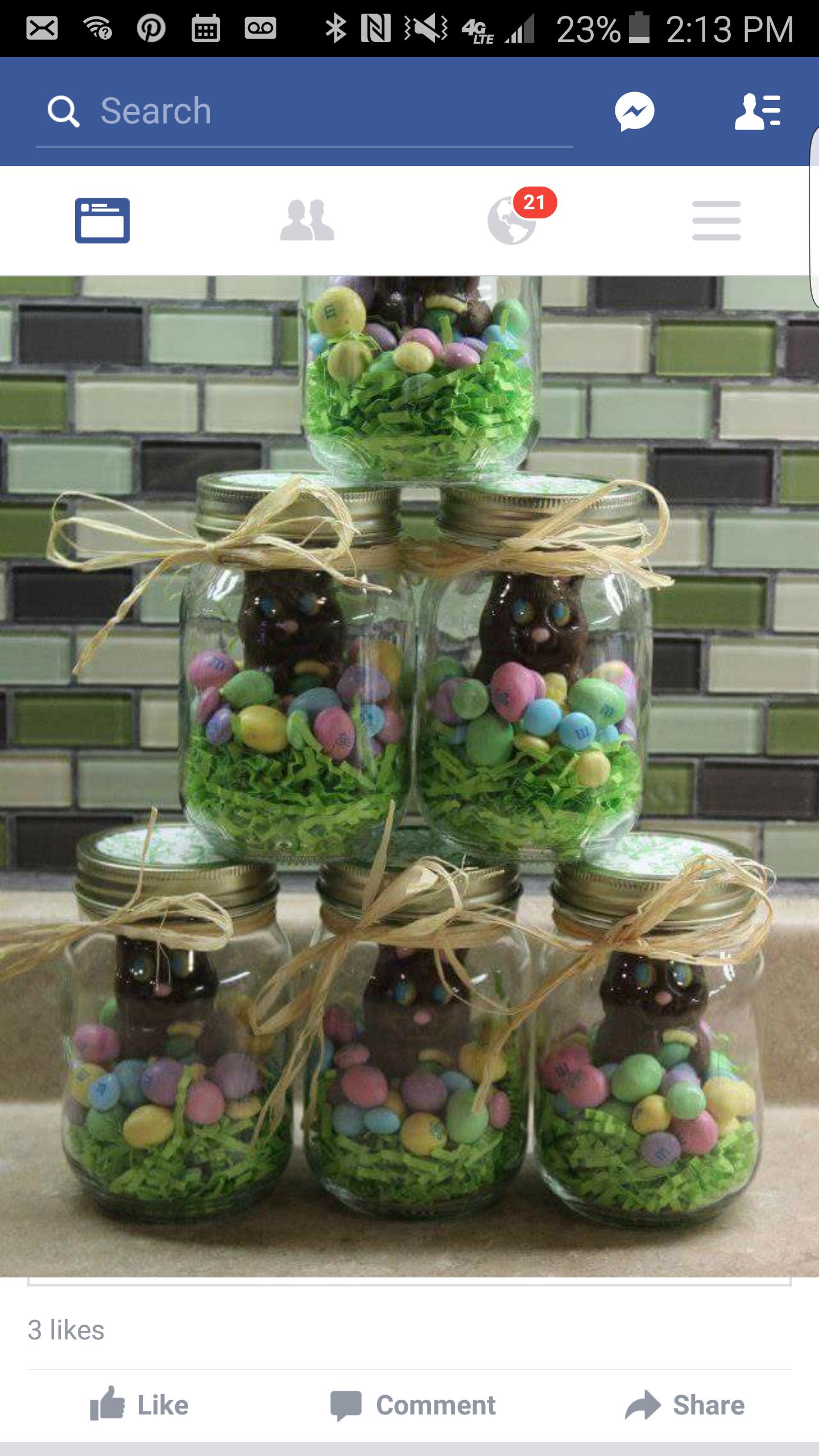 Costco Easter Baskets: Easter Crafts, Easter Mason Jars, Easter Diy