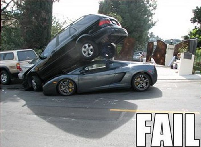 Of The Most Embarrassing Supercar Fails These Idiots Should