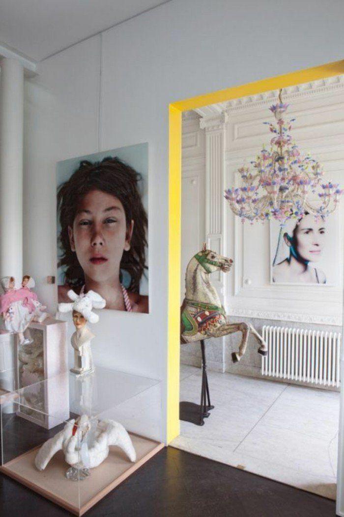 56 idées comment décorer son appartement! Voyez les propositions des - Comment Decorer Un Grand Mur
