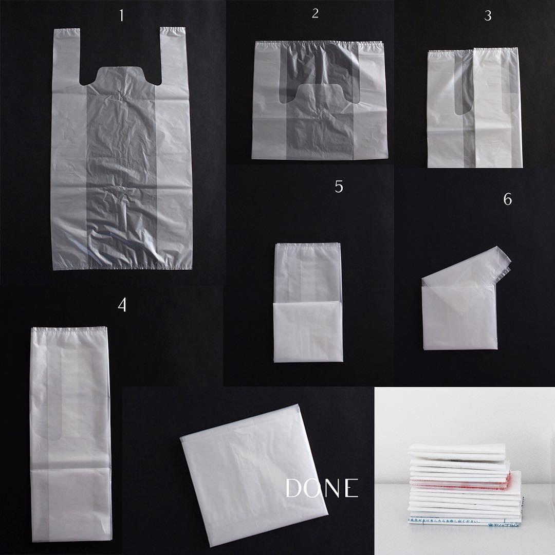 サッと使いやすくてスッキリ ゴミ袋 レジ袋の収納アイデア特集