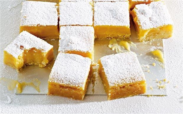 Luscious lemon squares recipe lemon squares lemon squares recipe luscious lemon squares diana henry food recipes baked goodies forumfinder Images