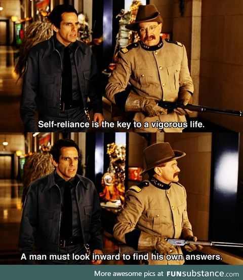 Teddy Roosevelt Night At The Museum Funny Movies Robin Williams