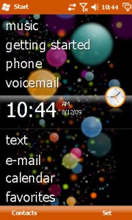 Download Free Colour Bubbles Htc Theme Mobile Theme Htc Mobile Theme