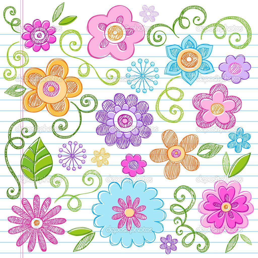 Wallpaper hojas de cuadernos decorados buscar con google for Decoraciones para hojas