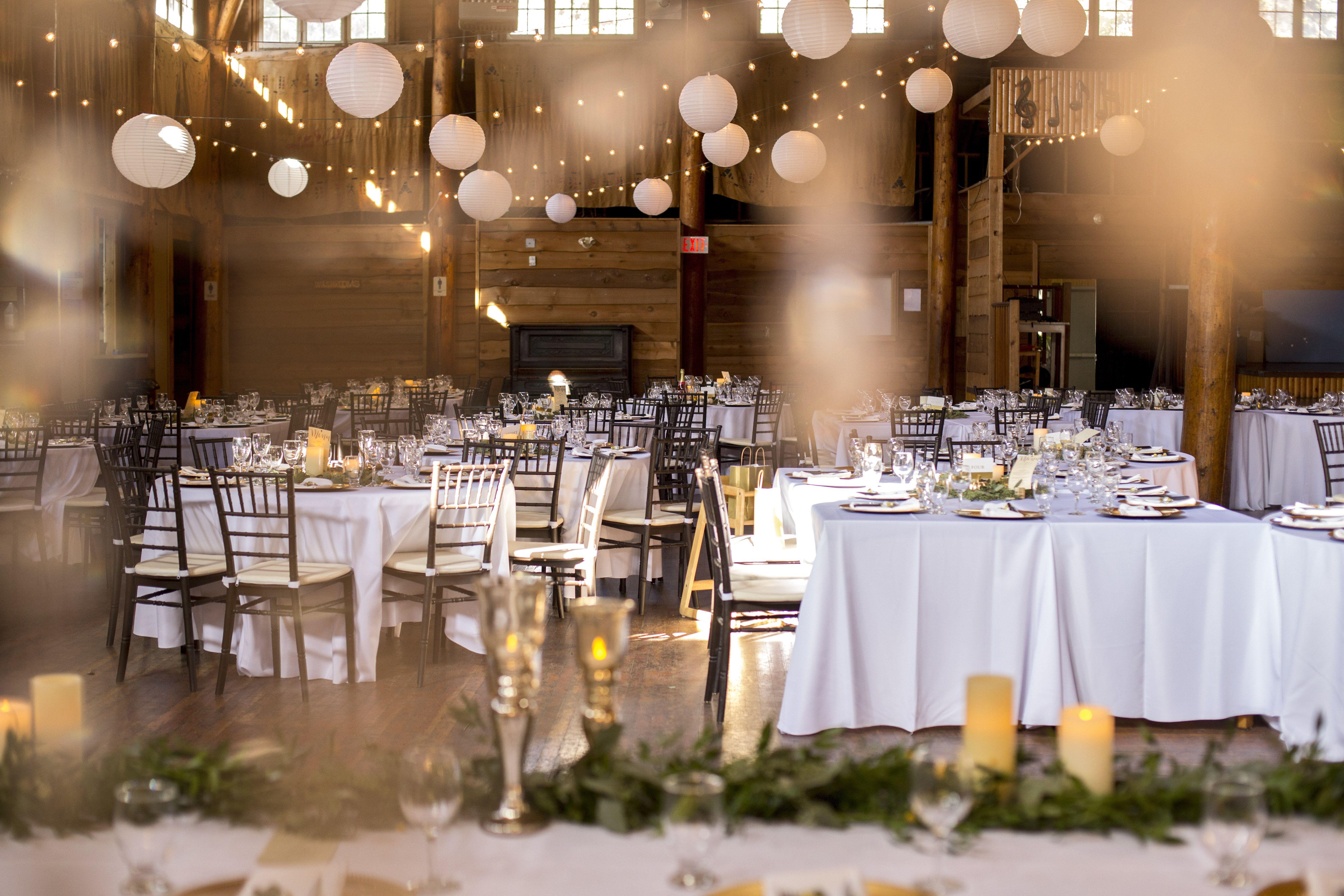 Beautiful Rustic Wedding Venue in Clear Lake, Manitoba ...