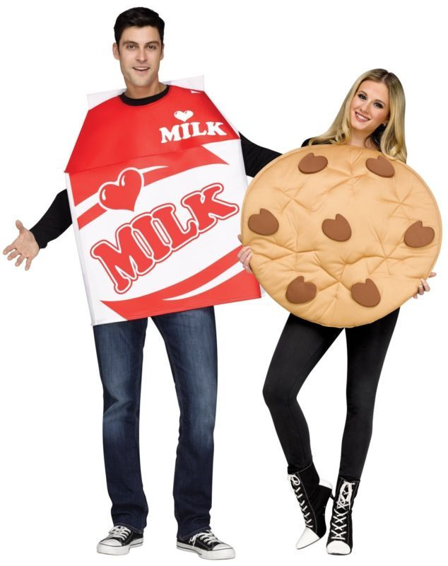 couple halloween only Adult costume