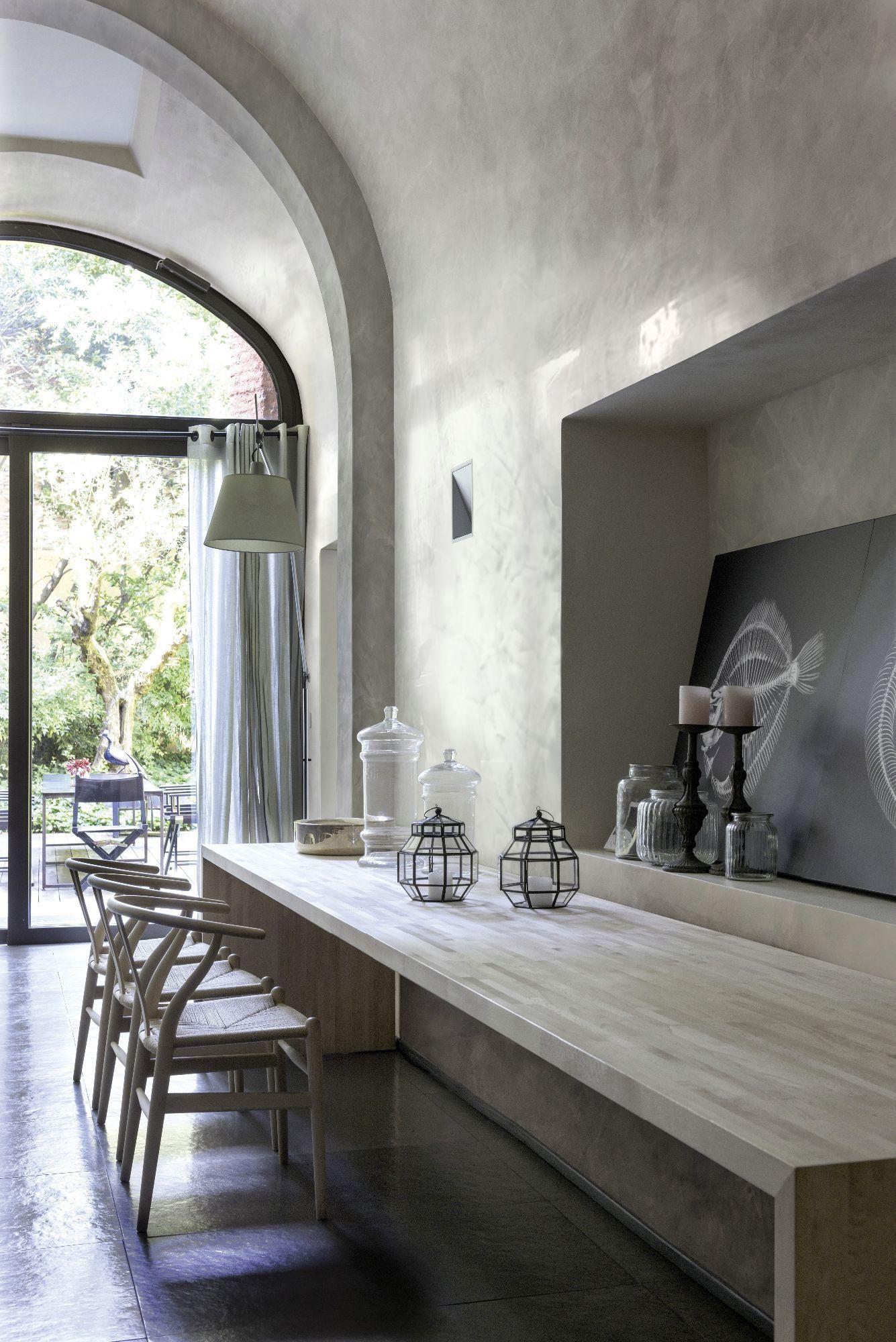 Pittura Stucco Veneziano Foto modern style with stucco veneziano | house