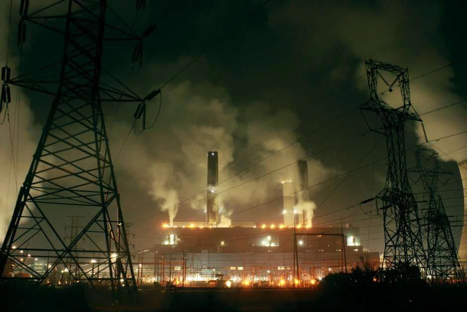America's biggest greenhousegas polluter, and the place