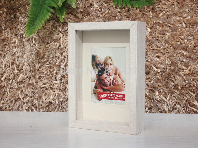 Frame Shdow Box Frame Box Wood frame For Photo 6x8 inch U.S.A Frame ...